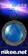 NIKEE Hvezdna brana SG-1 StarGate online na nikee.net