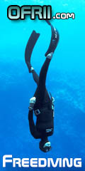 ORFII Freediving - volné potapeni, apnea na ofrii.com