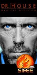 SIFEE.biz - Dr. House - online, tapety, epizody, postavy