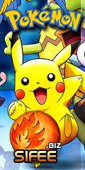 SIFEE.biz - Pokemon online, tapety, epizody, postavy, hry, Pokemon GO