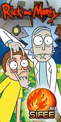 SIFEE.biz - Rick a Morty - tapety, epizody, postavy