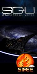 SIFEE.biz - SGU - Hv�zdn� br�na: Hlubok� vesm�r online, tapety, epizody, postavy