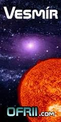 OFRII Vesmir - Slunecni soustava - Hvezdy - Galaxie - Astronomie na ofrii.com